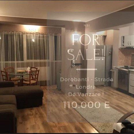 Apartament de vanzare zona Dorobanti 110.000 E ! - imaginea 1