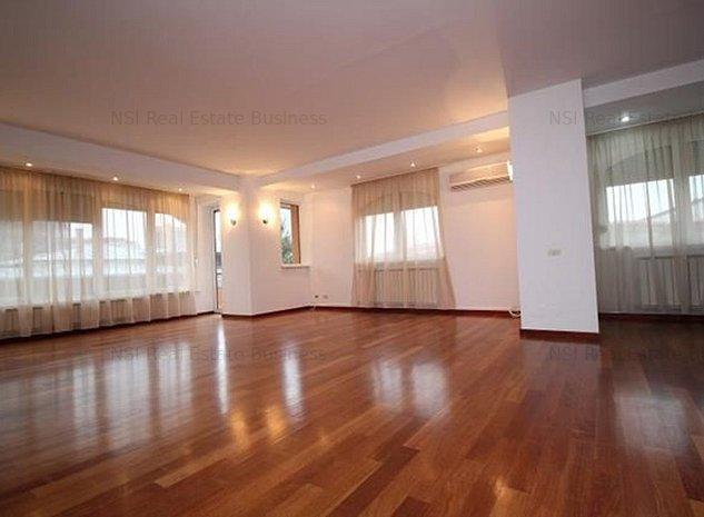 Apartament 3 camere**** de inchiriat - zona Primaverii - imaginea 1