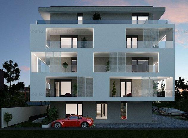 De vanzare Comision 0% Direct dezvoltator! 4 Camere Pipera Apartments! - imaginea 1