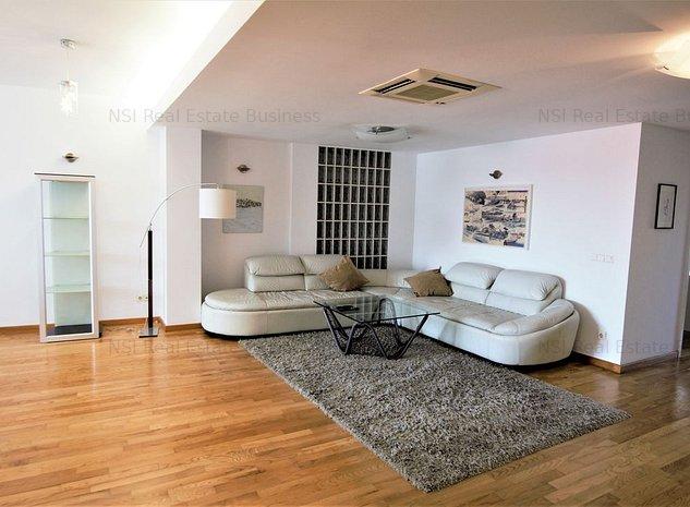 Apartament 3 camere de inchiriat Dorobanti - imaginea 1