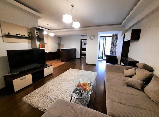 Apartament spatios 2 camere Dorobanti - Perla - imaginea 1