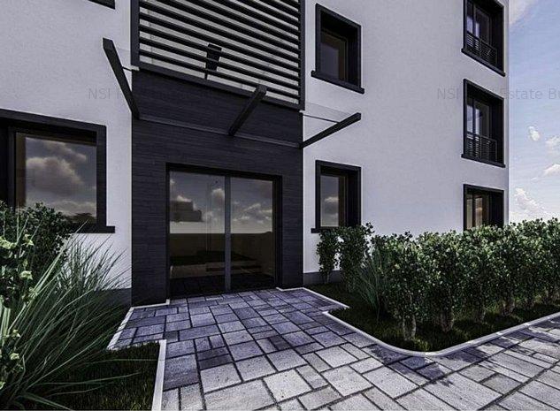 BRAND NEW!!!! Apartament cu 3 camere  - Bloc Boutique - zona Domenii - imaginea 1