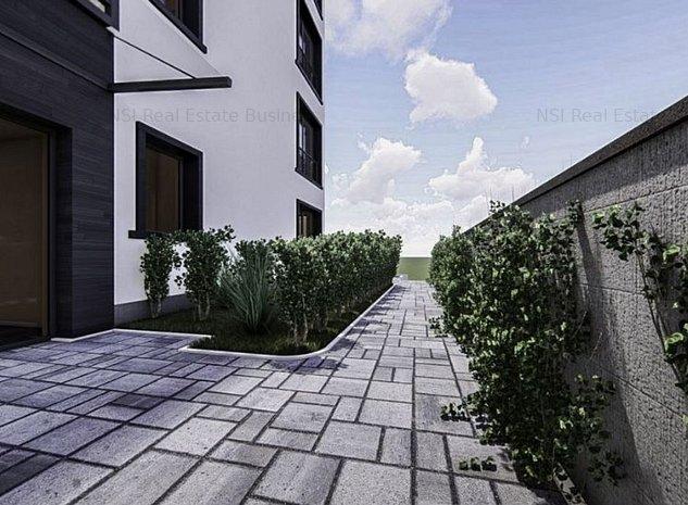 BRAND NEW!!!! Apartament cu 3 camere  + gradina - Bloc Boutique - zona Domenii - imaginea 1