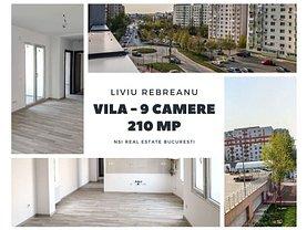Casa de vânzare 9 camere, în Bucuresti, zona Liviu Rebreanu