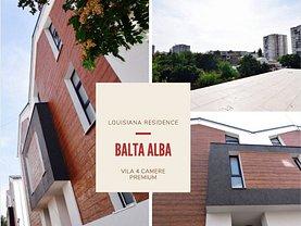 Casa de vânzare 4 camere, în Bucuresti, zona Balta Alba