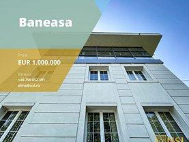 Casa de vânzare 14 camere, în Bucuresti, zona Baneasa
