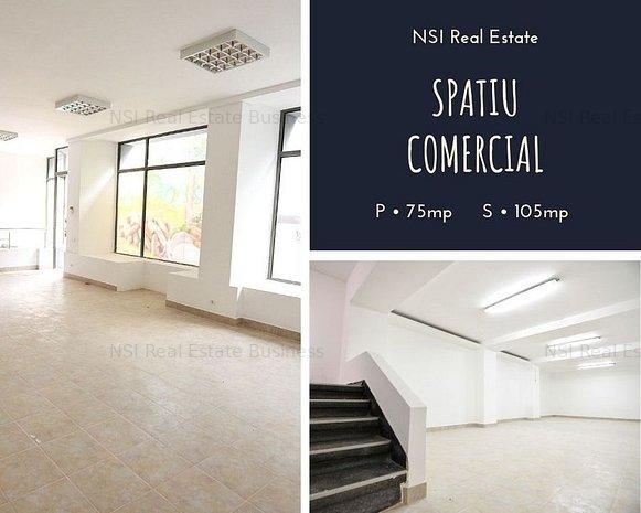 Spatiu Comercial Renovat | S+P || Dorobanti - imaginea 1