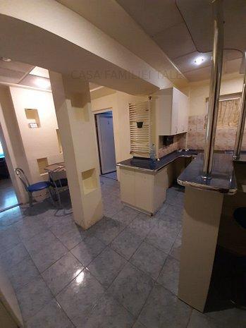 3 Camere Et 2 cu centrala proprie Zona Dacia - imaginea 1
