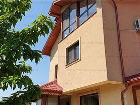Casa de vânzare sau de închiriat 5 camere, în Bucureşti, zona Străuleşti