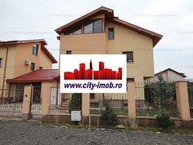 Casa de vânzare sau de închiriat 5 camere, în Bucuresti, zona Straulesti