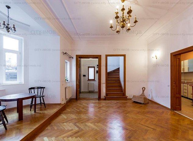 Inchiriere Vila 5 camere Dorobanti - imaginea 1