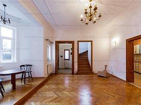Casa de vânzare sau de închiriat 5 camere, în Bucureşti, zona Dorobanţi