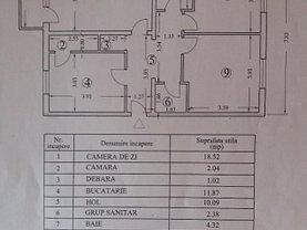 Apartament de vânzare sau de închiriat 3 camere, în Ploieşti, zona Ultracentral