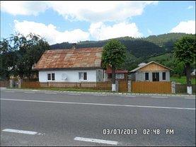 Casa de vânzare, în Campulung Moldovenesc