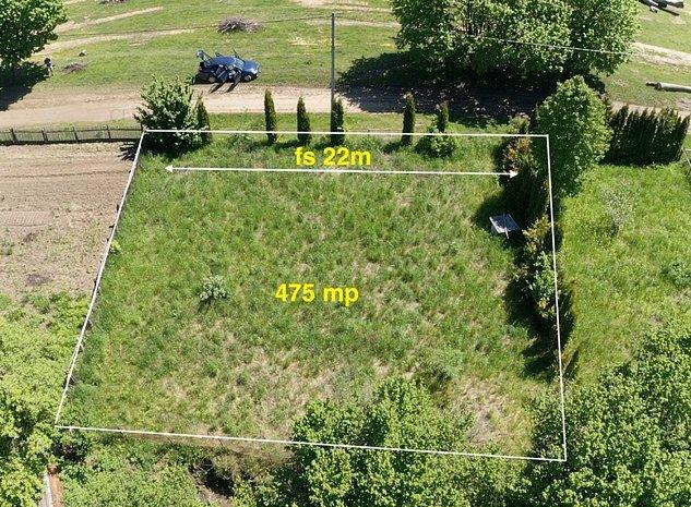 Teren ideal pentru casa de vacanta - imaginea 1