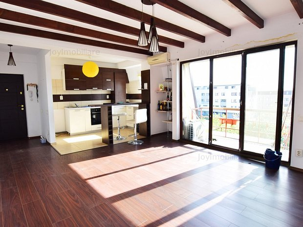 Drumul Taberii Reper Cartierul Latin Apartament 73.56 mp Comision 0% et.3/3 - imaginea 1