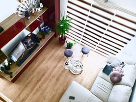 Penthouse de vânzare 3 camere, în Bucuresti, zona Pipera