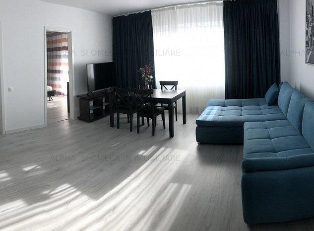 Apartament superb, liber, loc parcare in proprietate - imaginea 1