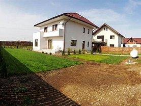 Casa de vânzare 5 camere, în Tărlungeni, zona Central