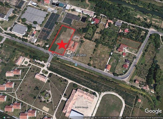 Teren in Timisoara zona PLOPI - imaginea 1