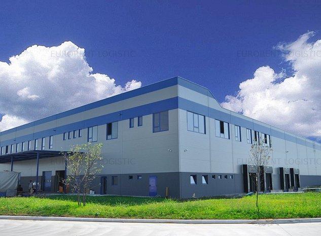 Park Logistic Eurorent Aeroport - imaginea 1