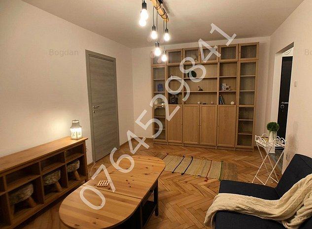 Apartament ultralux,2 camere,Stefan Cel Mare,Lizeanu,5 min metrou Obor - imaginea 1