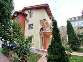 Casa de închiriat 6 camere, în Bucureşti, zona Barbu Văcărescu