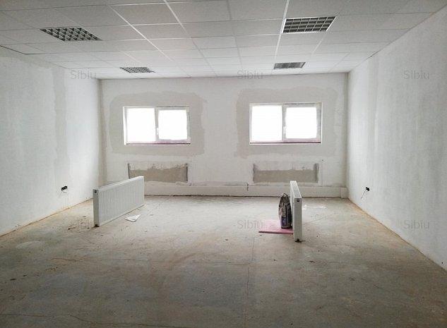 Spatiu birouri - 650 mp - str. Johann Sebastian Bach - central - imaginea 1