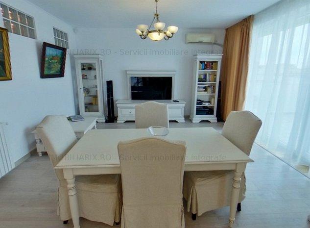 Mangalia Penthouse exclusivist, vedere la mare✅ - imaginea 1