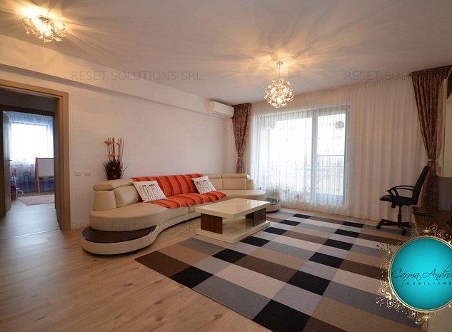 Baneasa - Greenfield, 4 camere, ideal pentru familie - imaginea 1