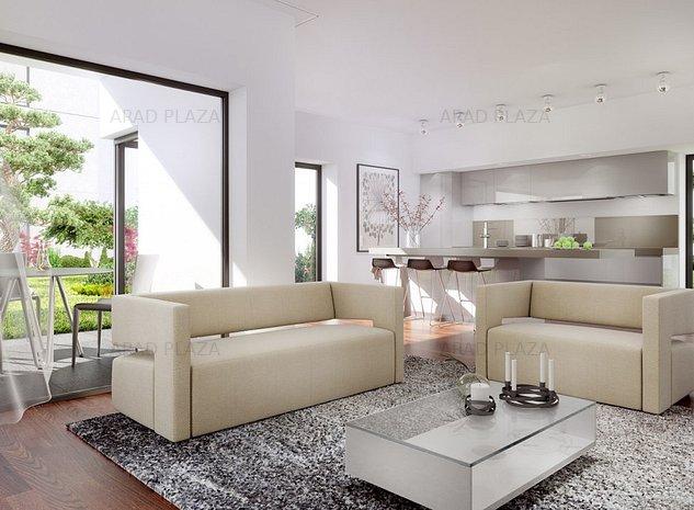 Apartament superior in Arad Plaza - Proiectul premium al anului in Romania - imaginea 1