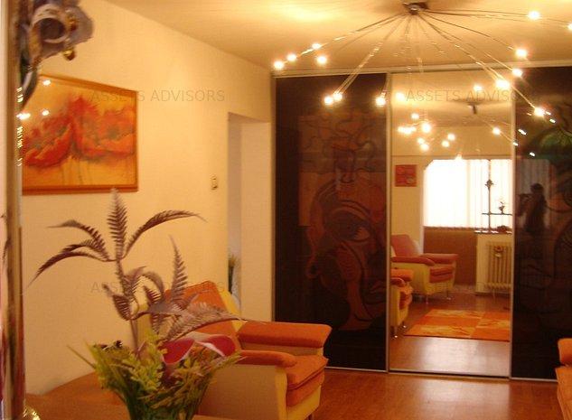 Apartament 2 camere de inchiriat - Banu Manta - imaginea 1