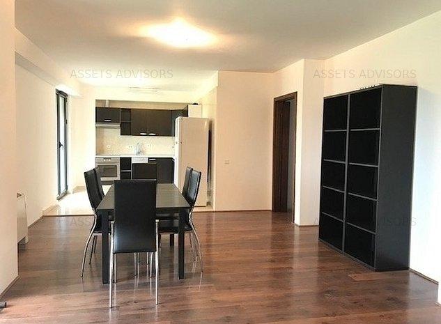 Apartament 3 camere de vanzare - Matei Basarab - Pipera - imaginea 1