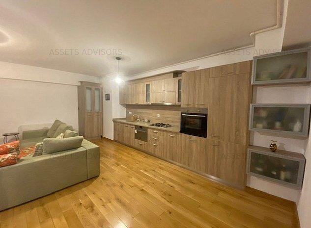Apartament spatios 2 camere - Upground - imaginea 1