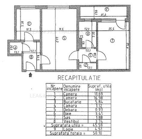 vând apartament DRUMUL TABEREI - imaginea 1