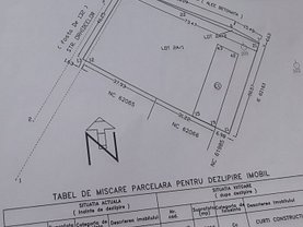 Teren construcţii de vânzare în Chiajna