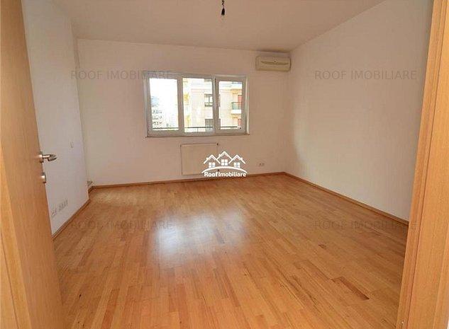3 camere Barbu Vacarescu, spatios duplex, boxa inclusa, vedere panoramica - imaginea 1