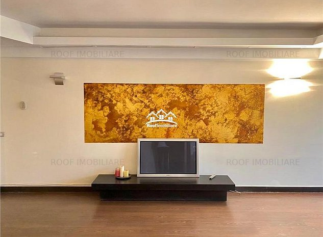 3 camere Cartierul Francez, 140 mp, parcare subterana, imobil de lux - imaginea 1