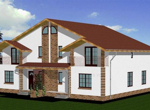 Casa - Hemeius P+1 160 mp Teren 460 mp - imaginea 1