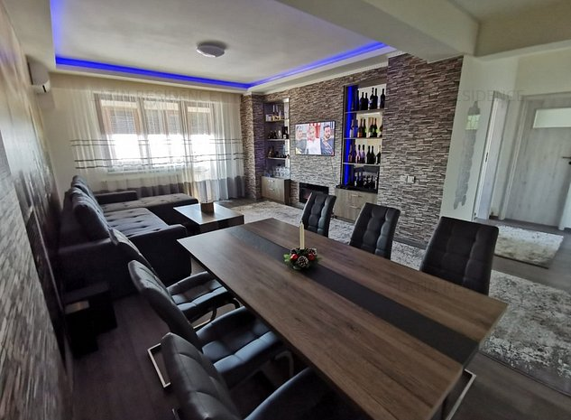 2 camere mobilat exclusiv - Proprietar - Latin Residence - imaginea 1