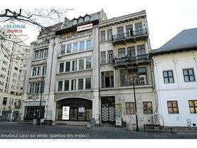 Casa de vânzare 18 camere, în Bucuresti, zona P-ta Unirii