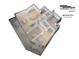 Penthouse de vânzare 4 camere, în Bucuresti, zona Cismigiu