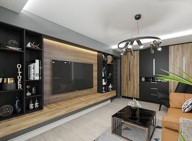 Apartament smart, 1 camera decomandat, C: Apartament smart, 1 camera decomandat, Continental, ideal investitie