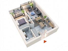 Apartament de vânzare 2 camere, în Iaşi, zona Popas Păcurari