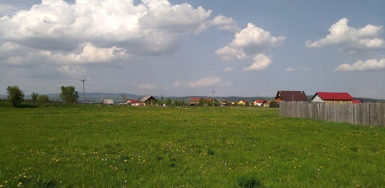 Vand teren intravilan Bod -600 mp aproape de Sampetru - imaginea 1