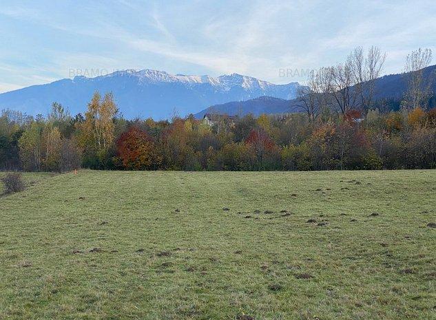 Teren 450 mp intravilan in Zona Bran-Tohanita la numai 8550 euro - imaginea 1