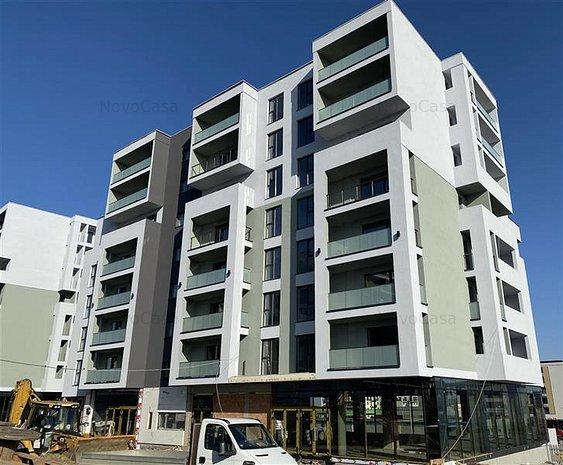 Apartament 2 camere  in cart Europa zona OMV - imaginea 1