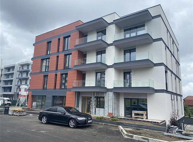 Vanzare apartament 2 camere Bloc Nou Andrei Muresanu/ Zorilor, - imaginea 1