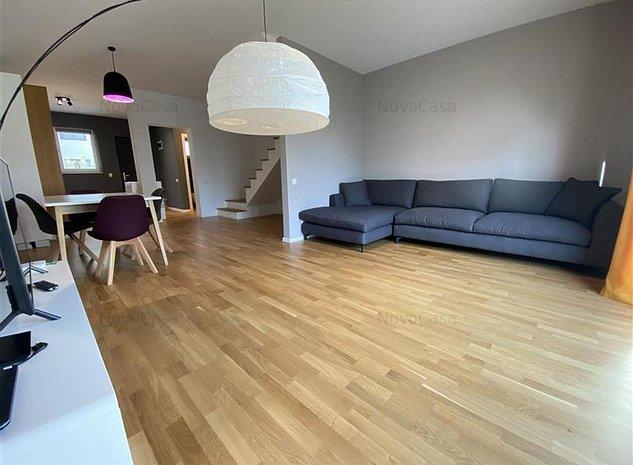 Vanzare casa insiruita ultrafinisata si mobilata, zona Europa - imaginea 1