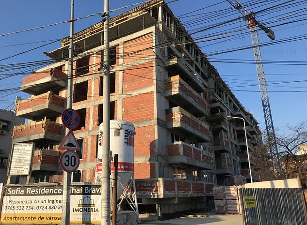 Sofia Residence Mihai Bravu | Super Compartimentari | Parc | Direct Dezvoltator - imaginea 1